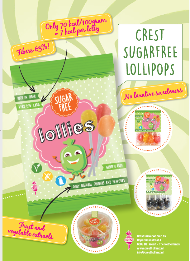Sugar Free Lollies